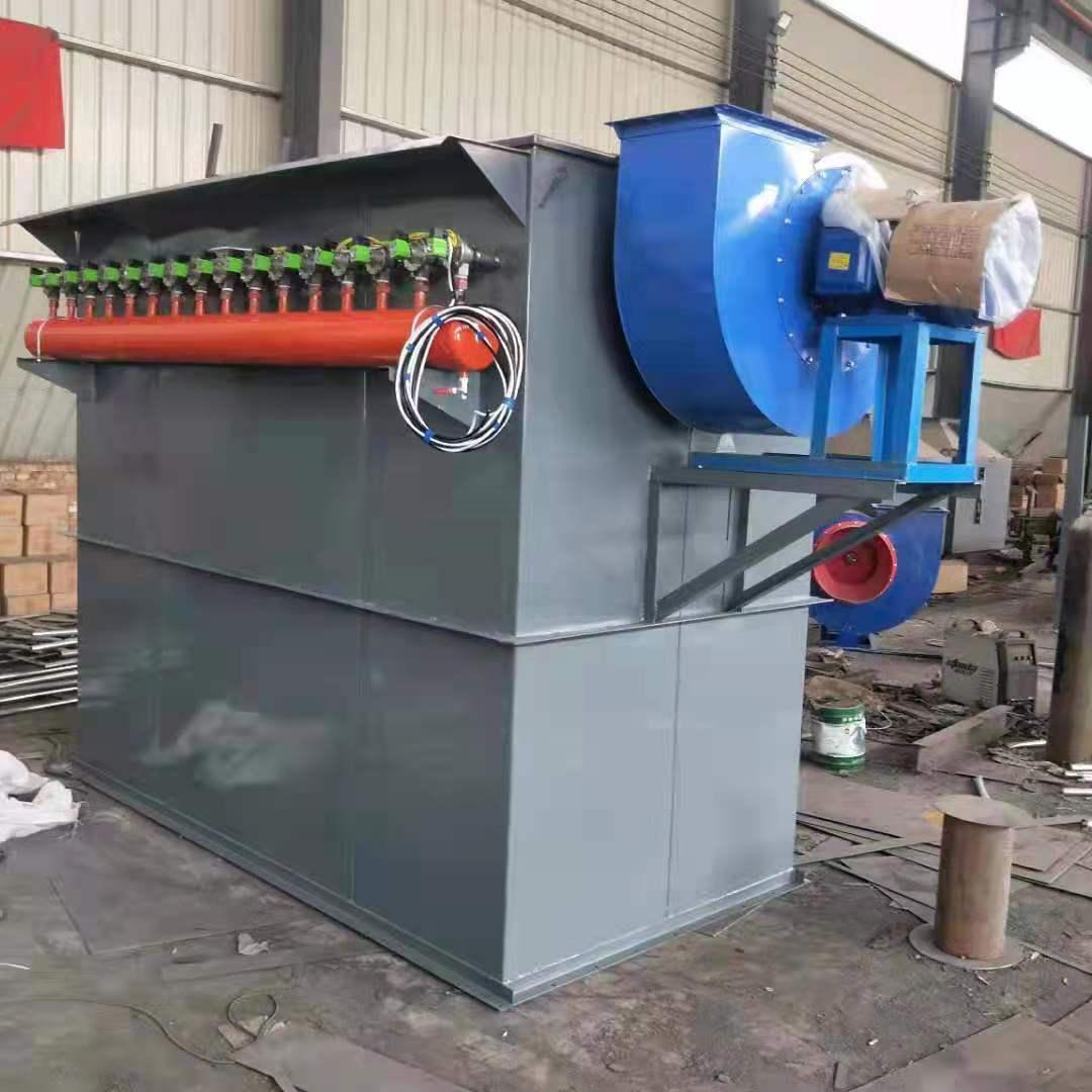 单机脉冲除尘器排风机的维护检修和如何去解决潮湿